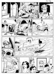 Submarine Test by BilquisEvely