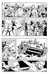 Bombshells #5 by BilquisEvely