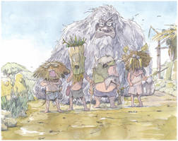 Ancient-Rangers by NORIMATSUKeiichi