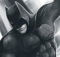 Batman fan art by YuKo27