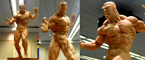 Hulk Lou Ferrigno part 3 by Curryz