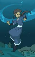 Underwaterbending by underwatertoons