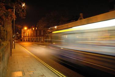 Slow Night - 2. Bus by nebheadian