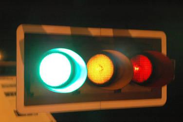 Slow Night - 5. Traffic Light by nebheadian
