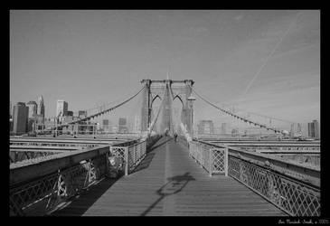 Brooklyn Bridge - 1 by nebheadian