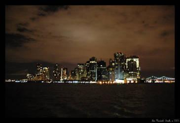 New York Skyline by nebheadian