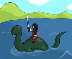 To Battle! by Bunderful