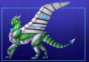The Bionic Dragon character bio by Bionic-Dragon56