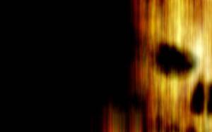 Fire Skull Wallpaper by Viper-mod
