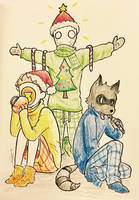 Merry Cringemas by Sixth-Starboi