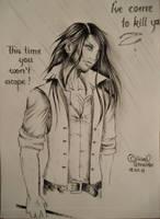 Sirius Black - This time by FarrahPhoenix