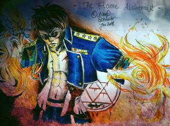 The Flame Alchemist by FarrahPhoenix