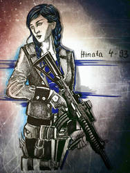 HINATA 4-93 by FarrahPhoenix