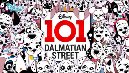 101 Dalmation Street, A Promising Animation by bbbhyt