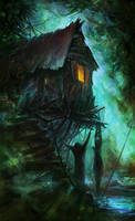 Witch's house by VeResk0o
