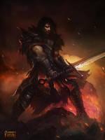 Knight by VeResk0o