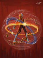 Avatar the last air bender by normgrock