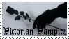 Victorian Vampire Stamp I by peterdawes