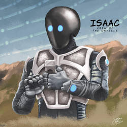 Isaac ( The Orville ) by GalaxyInvader