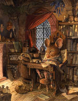 Jacques' Rest by ChrisDunn