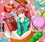 Puella Madoka Magica: Kyoko by KinSendou