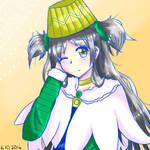 Special Request: Princess Hayam Wuruk by KinSendou