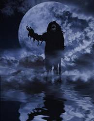 Dementor of Azkaban by rev-Jesse-C