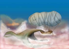 Cloudscape by rev-Jesse-C