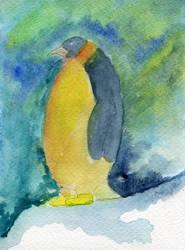 Penguin by rev-Jesse-C