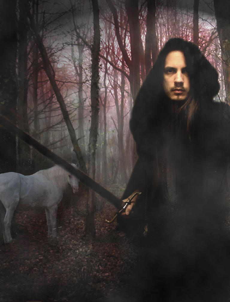 hunter in the dark by rev-Jesse-C