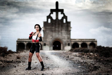 Tifa Lockhart - Cosplay Project #2 by Chrissett