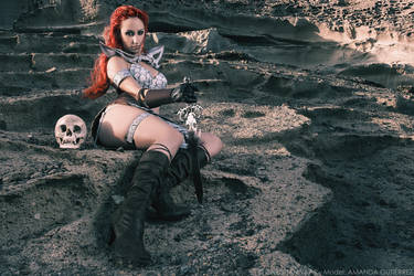 Red Sonja - Cosplay Project #5 by Chrissett