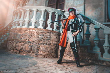 Lavi - Cosplay Project #9 by Chrissett
