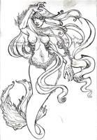 Mermaid by depplosion