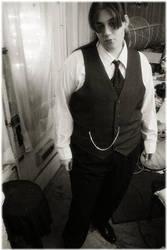 Dillinger--full-body shot by depplosion