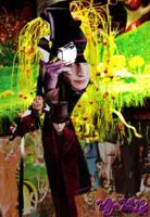 Willy Wonka by depplosion