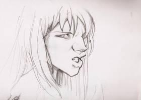 Gesture by Zherj