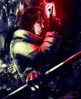 Gambit by BladeofGoth
