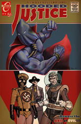 Hooded justice revisited by bodiego