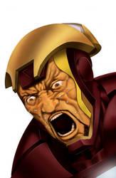 Iron man by bodiego