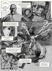 Roger, the homunculus- Hellboy by bodiego