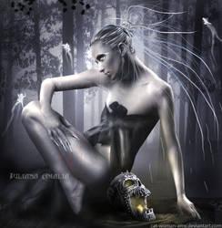 .::DarknesS::. by Ameliethe