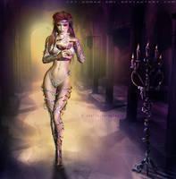 Voyage dans la sorcellerie by Ameliethe