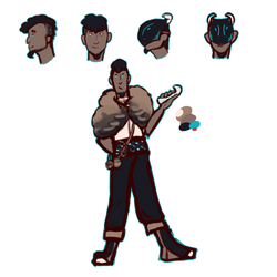 Human Brison- contest entry  by Carnival-Squash
