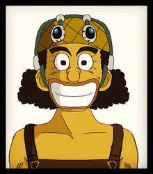 One Piece sketch 5 by scott1986