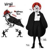 [WPD] Virgil [MYO] by ugly-g0d