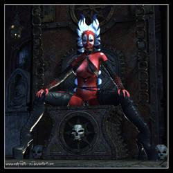 Darth Necrosis by Aphrodite-NS