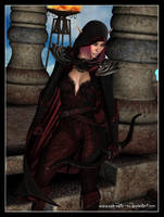 Kelari Ranger by Aphrodite-NS