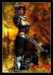 Guild Wars - Engineer by Aphrodite-NS