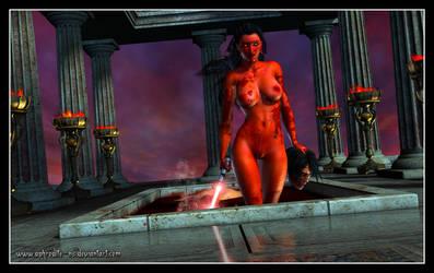 Darth Phyara by Aphrodite-NS